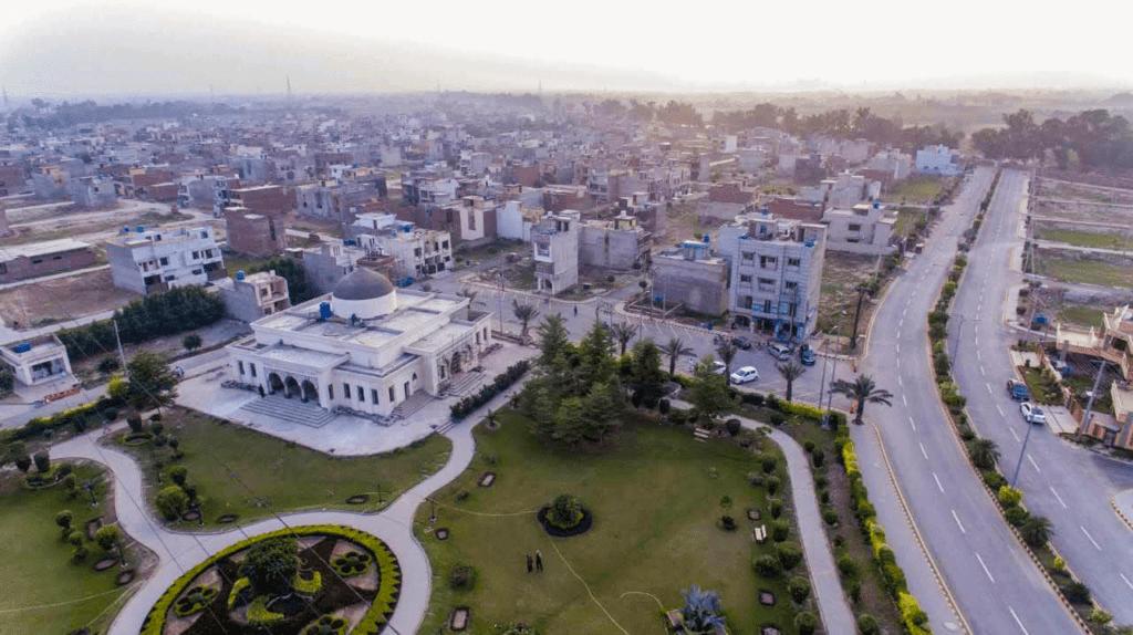 Al Jalil Garden Housing Scheme